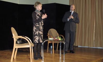 Spotkanie z Marią Czubaszek - 09.03.2012