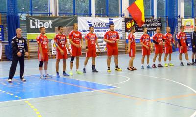 Tytani pokonali juniorów z Gdańska - 20.09.2014