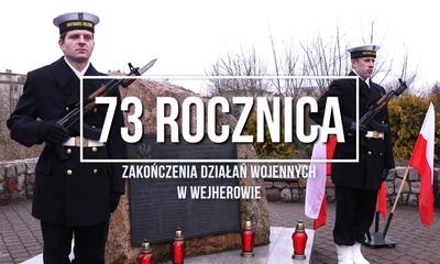 73 rocznica zakończenia działań wojennych w Wejherowie
