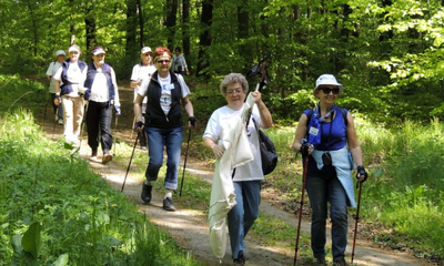 III Rajd Nordic Walking – 19.05.2012