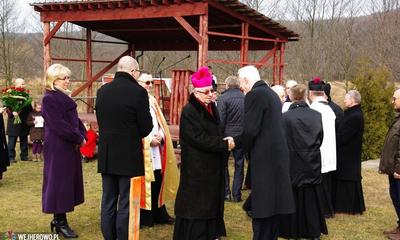 Rozpoczęcie budowy nowego kościoła na Śmiechowie - 02.03.2015