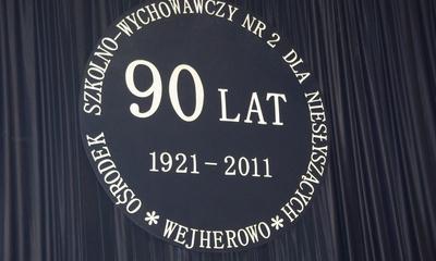90-lecie Ośrodka Szkolno-Wychowawczego nr 2 dla Głuchoniemych - 30.09.2011