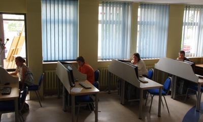 Krąg gier w bibliotece - 10.07.2012