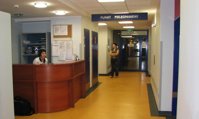Otwarcie Oddziału Chirurgii Dziecięcej po remoncie - 13.02.2010