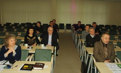 Posiedzenie Miejskiego Zespołu Zarzadzania Kryzysowego - 13.02.2013