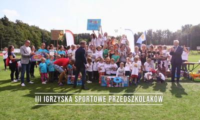 III Igrzyska Sportowe Przedszkolaków