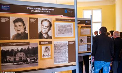 Otwarcie wystawy IPN w wejherowskim ratuszu - 12.05.2014