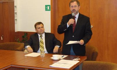 Spotkanie z parlamentarzystami Pomorza w Centrum Handlowym Kaszuby 30-11-2009