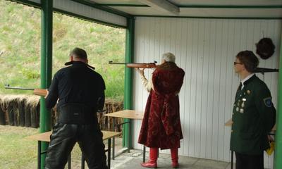 Turniej strzelecki o Miecz jakuba Wejhera -28.05.2011