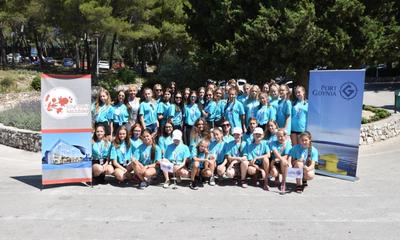 Sukces tancerek WCK w Chorwacji