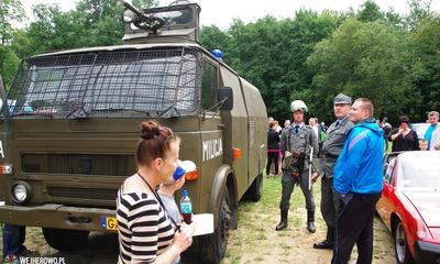 Piknik Historyczny w Parku Miejskim - 17.08.2014