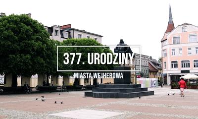 377. urodziny Miasta Wejherowa