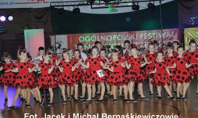 V Ogólnopolski Festiwal Tańca Nowoczesnego w Lęborku - 15-16.01.2011
