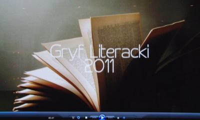 Gryf Literacki 2011 - 21.03.2012