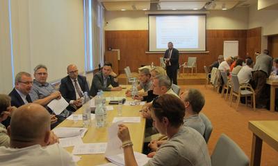 Trzeci warsztat w ramach Lokalnego Programu Rewitalizacji Miasta Wejherowa