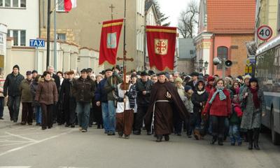 Droga Krzyżowa na Kalwarii Wejherowskiej - 11.03.2011