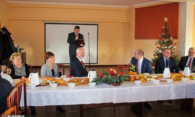 Opłatek WZNK - 17.12.2014