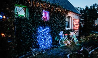 Konkurs na najbardziej atrakcyjną dekorację świąteczną balkonu, okna lub ogrodu na terenie Miasta Wejherowa