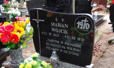Hołd wejherowskim ofiarom Grudnia 1970