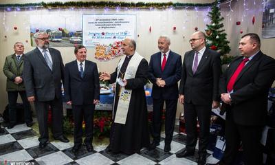 Spotkanie opłatkowe w MZK Wejherowo - 10.12.2014