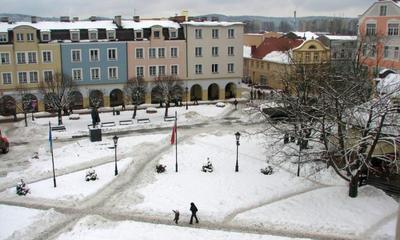 Zima w Wejherowie - 17.02.2010