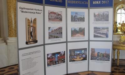 Zamek Królewski - Nagroda dla m. Wejherowa za Filharmonię i rewitalizację Śródmieścia - 28.08.2013