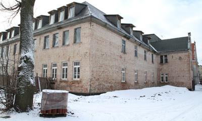Dom Pielgrzyma przy Klasztorze OO. Franciszkanów - 21.01.2011