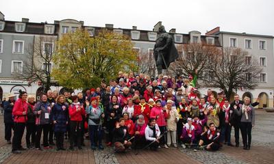 II Niepodległościowy Marsz Nordic Walking - 11.11.2015