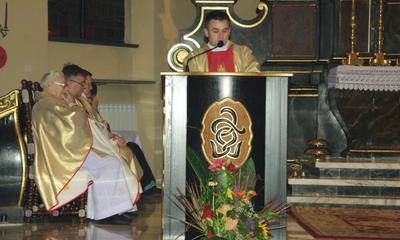 Apel Pamięci i Msza św. z okazji Święta Niepodległośći - 09.11.2012