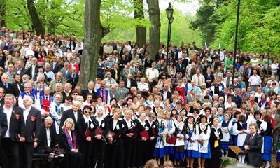 Odpust Wniebowstąpienia Pańskiego w Wejherowie - 12.05.2013