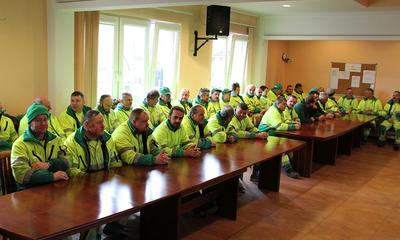 5-lecie Zakładu Usług Komunalnych