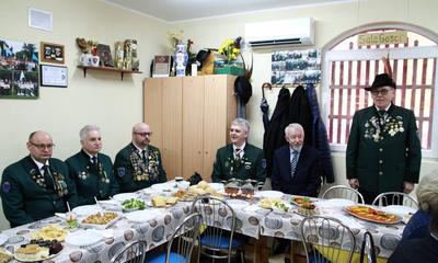 Zawody Kurkowego Bractwa Strzeleckiego o Strzałę św. Sebastiana