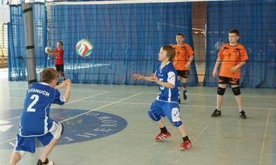 Finał Wojewódzkiego Międzynarodowego Turnieju Kinder-Sport 2010 fot. A. Lis, J. Thiel