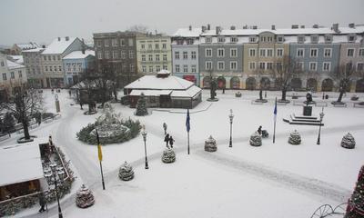 Zima w Wejherowie - 17.01.2014