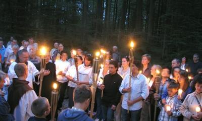 Odpust Wniebowzięcia NMP - fot. L. Spigarski - 15.08.2011