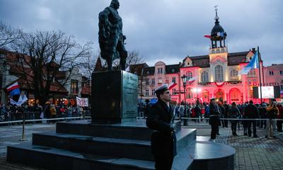 Uroczystości setnej rocznicy Zaślubin Polski z Morzem