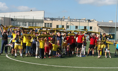 III Turniej Piłki Nożnej  im. MIchała Mazura - 09.07.2012