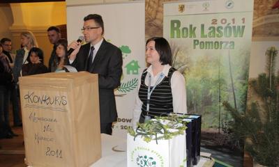 Noc Muzeów - Konkurs Lasów Państwowych - 14.05.2011