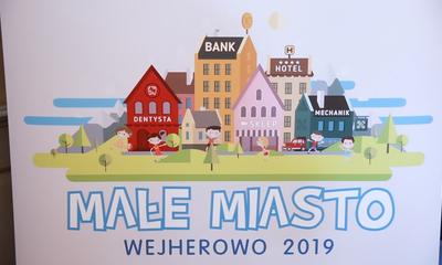 Małe miasto Wejherowo 2019