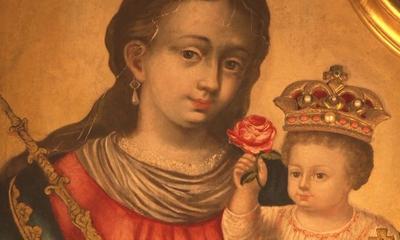 Obraz Matki Bożej Wejherowskiej