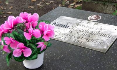 Kwiaty na wejherowskich grobach - 31.10.2012