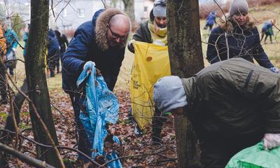 Miasto włączyło się do akcji Forest Challenge