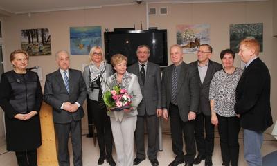 Eugenia Drawz laureatką Gryfa Literackiego 2015 - 16.02.2016