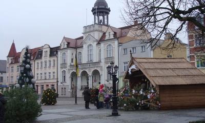 Otwarcie Szopki Betlejemskiej w Wejherowie - 17.12.2011
