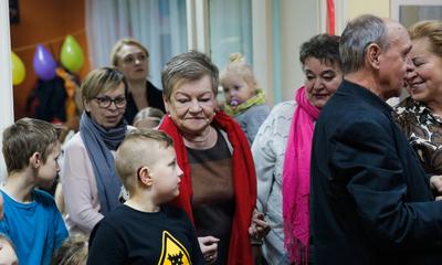 Spotkanie świąteczne Stowarzyszenia Przyjaciół Rodzinie w Wejherowie