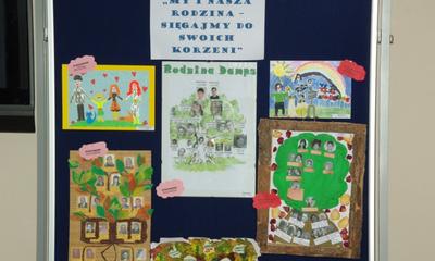 V Powiatowy Konkurs Czytelniczy - My i nasza rodzina - 28.11.2011