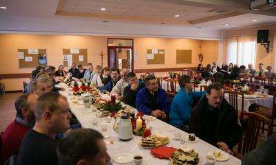 Spotkanie opłatkowe w ZUKu - 16.12.2015