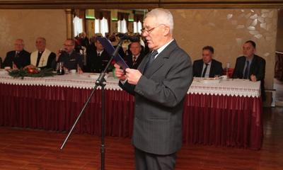 Opłatek Rady Kombatanckiej - 15.12.2015