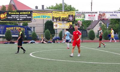 V Turniej Piłki Nożnej im. Michała Mazura - 27.07.2014