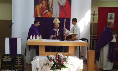 Wizytacja kanoniczna w nowej parafii w Wejherowie - 30.03.2014